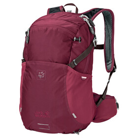 Jack Wolfskin Moab Jam 18 Backpack Women dark ruby